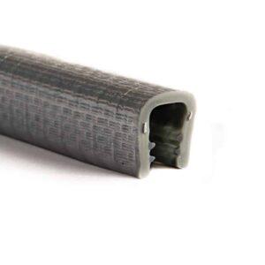 klemprofil 6-8 mm grå