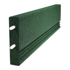 kantprofil 1000x250x50 mm grøn