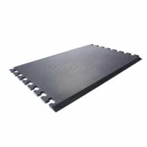 antistatisk gummimåtte mellemstykke 905x650 mm